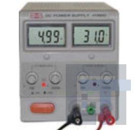 Лабораторные блок питания HY-3005D предназначен для питания электрических и электронных схем постоянным напряжением в...